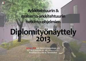 Diplomityönäyttely_juliste_pieni