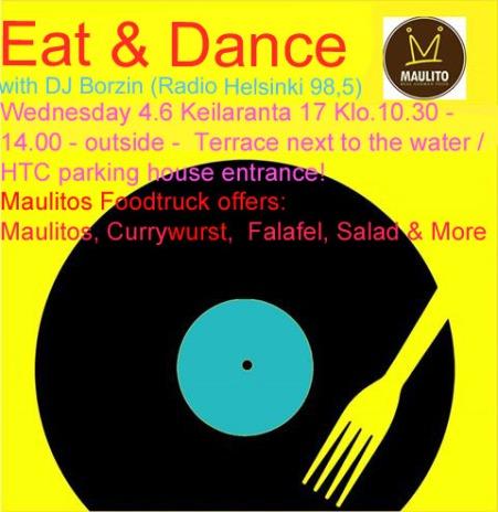 Maulito Eat & Dance Keilaranta