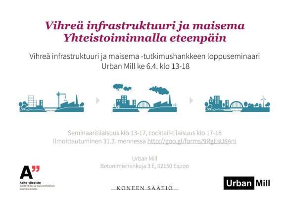Kutsu Virman seminaariin 2016-04-06