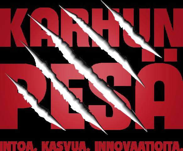karhunpesa_logo_iso